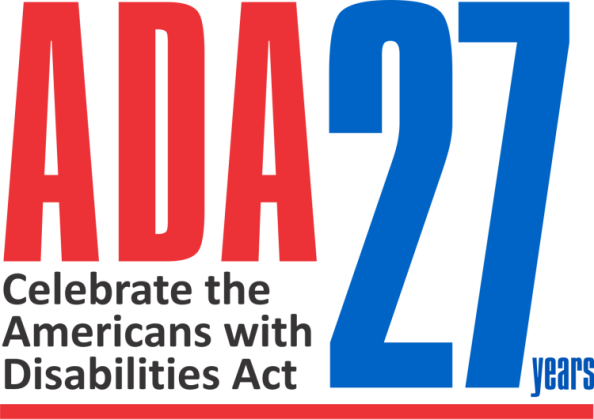 ADA 27 years Celebrate the Americans with Disabilities Act