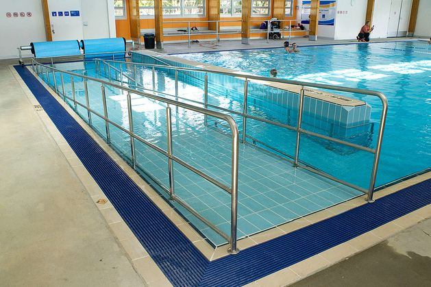 New england ada center access e newsletter for Swimming pools amendment act 2012