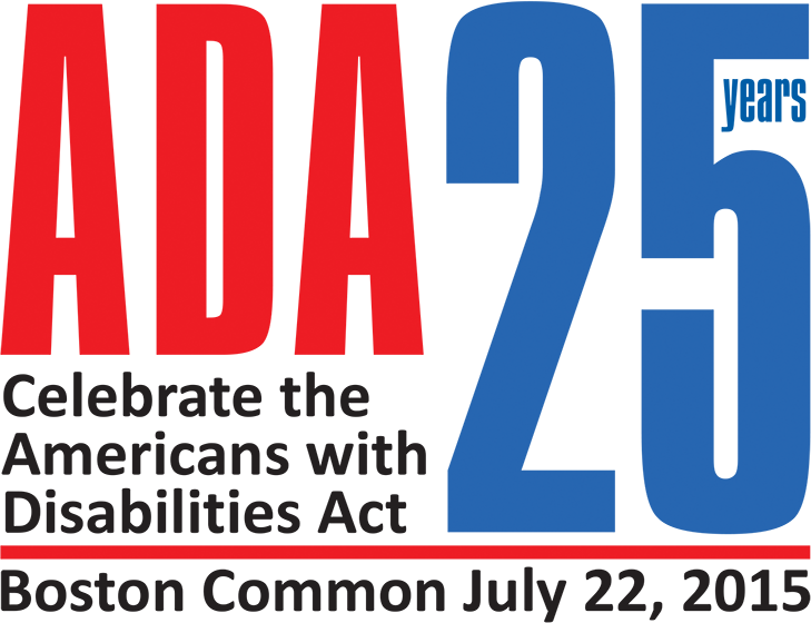 ADA 25th Anniversay, Boston Common July 22, 2015