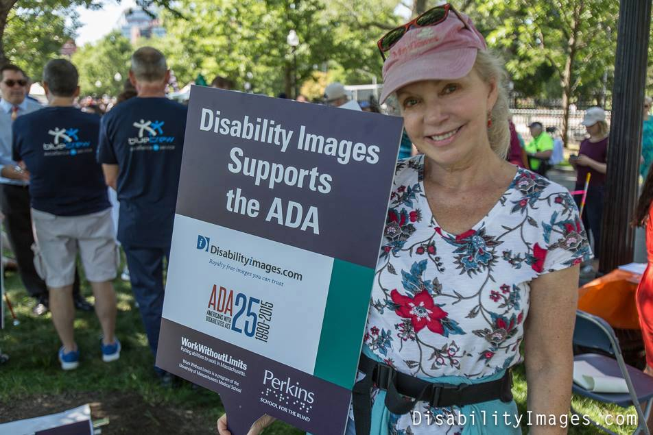 Disability Images supports the ADA