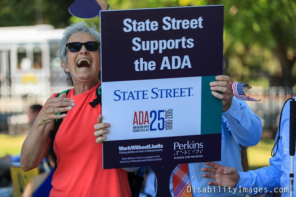 State Street supports the ADA