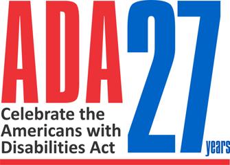 Celebrate the 27th anniversary of the ADA