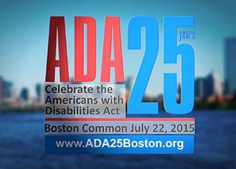 ADA 25 Boston
