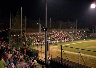 Cardines Field, Newport Rhode Island